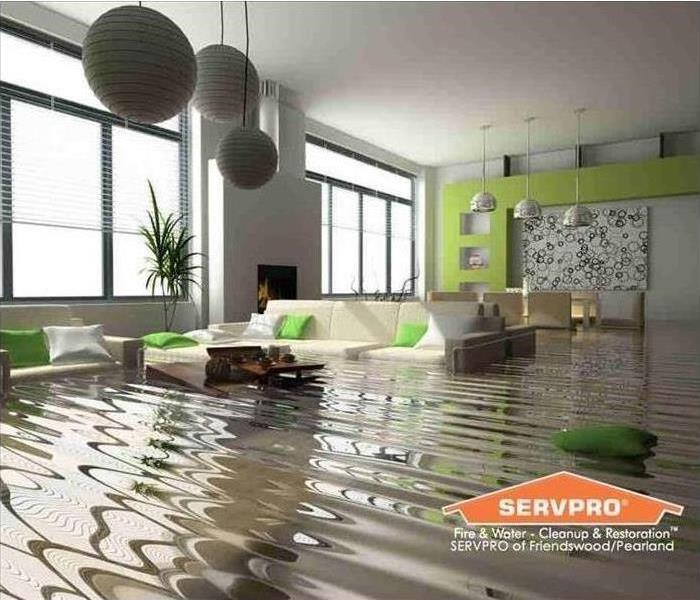 Water Damage Five Steps to Avoiding Water Damage, While You Were Away from Home...