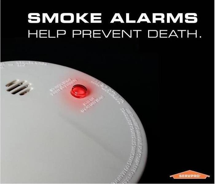 Community Smoke Alarms Save Lives: Here's what you should know.